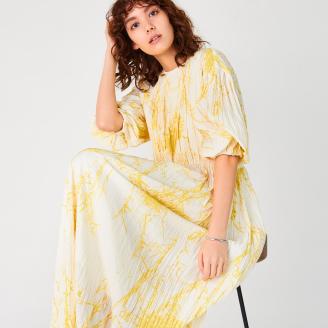 Summer Dress ㆒枚でスタイルアップが叶うサマードレス