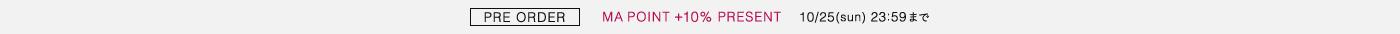 MAポイント+10%キャンペーン