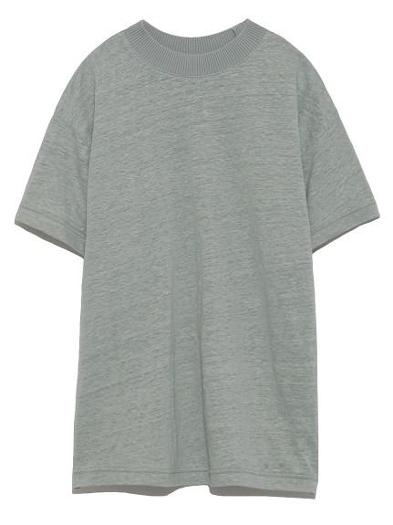 リネンTシャツ