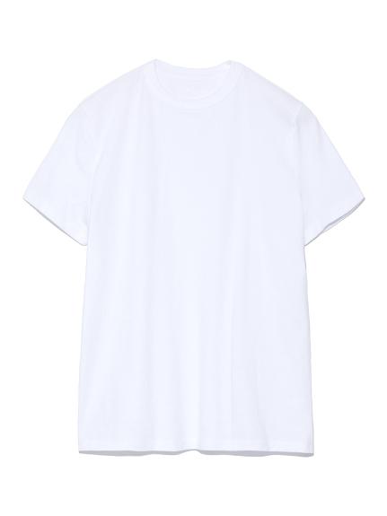 丸胴ベーシックTシャツ(WHT-0)