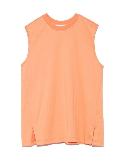 ベーシックノースリーブTシャツ