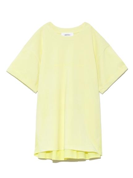 布帛ドッキングTシャツ