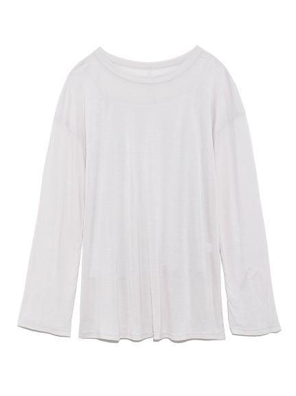 ロングスリーブTシャツ(IVR-F)