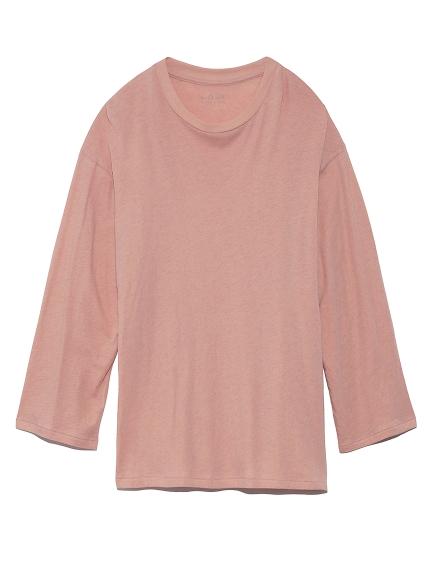 ロングスリーブTシャツ(PNK-F)