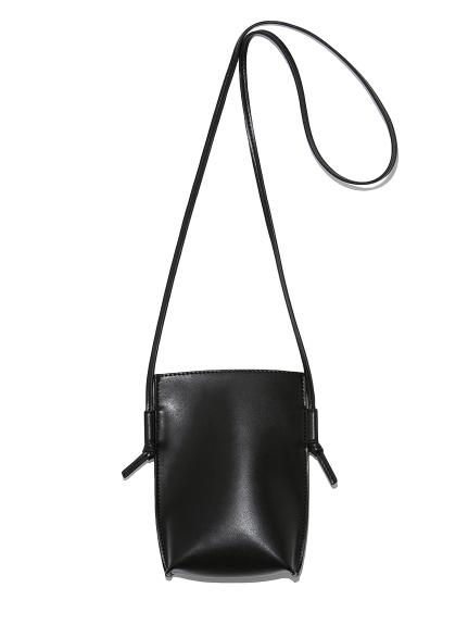 タイデザインマイクロショルダーバッグ