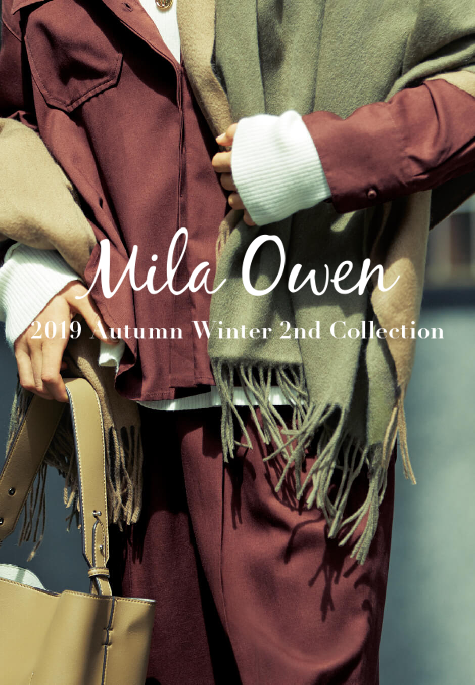 Mila Owen2019AutumnWinter2ndcollection