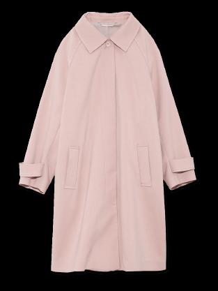 Souiten collar coat